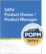 SAFe Product Owner Product Manager certification