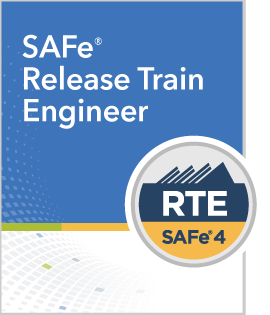 Release Train Engineer RTE certification