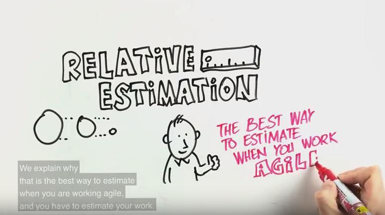 Relative Estimation video