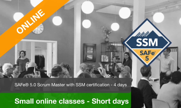 SAFe Scrum Master SSM Online Training
